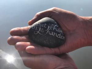 retraite met je hart in je handen